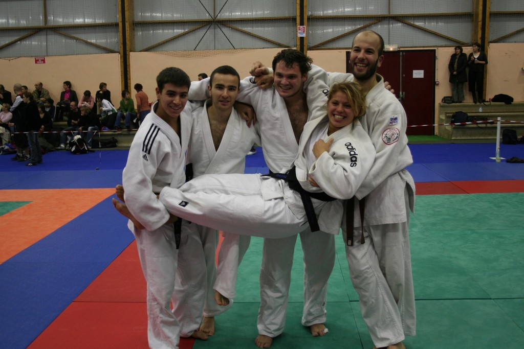 Equipe du tournois de Nevers (11/11/2006)