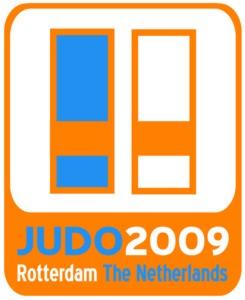 LOGO Champ Monde Judo 09 (Rotterdam)
